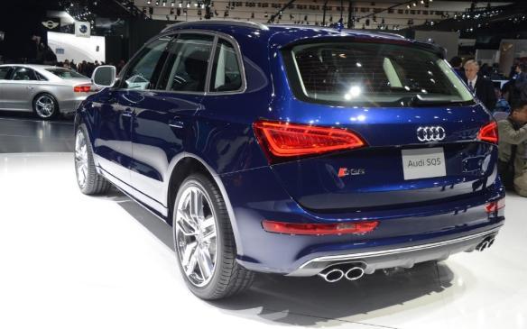 Audi SQ5 - NAIAS