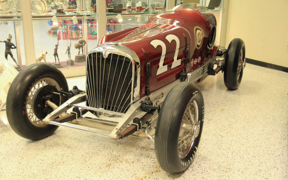 "<p>Automakers have been directly involved in the Indy 500 since the very first race and the Marmon Wasp but perhaps never more so than in the 1930s, during what has become derisively known as the ""Junk Formula"" era. Speedway president Eddie Rickenbacker changed the rules to allow larger, production-based non-racing engines in an attempt to attract manufacturer involvement and make the cars more like those sold to the public. The results were cars like this immaculate 1932 Studebaker Special.</p>"