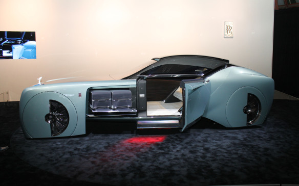 """<p>Rolls-Royce sees an opportunity to design bespoke cars from the ground up for extremely wealthy clients. """"We would still make cars similar to the ones we make today, but we'll also be able to make exactly the cars our customers want to drive,"""" says Giles Taylor, the brand's director of design.</p>"""