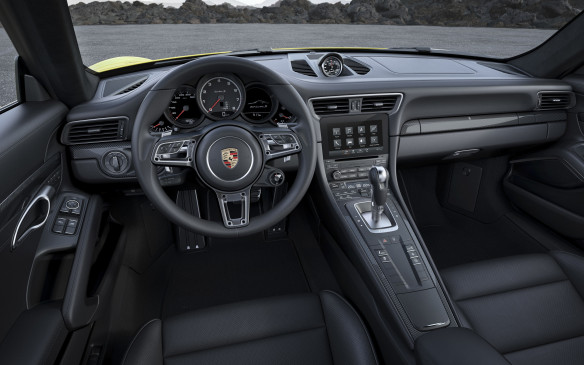 <p>Although the Turbo S costs $33,000 more than the Turbo, some of that price difference is absorbed by options coming as standard. If you don't want to spend hours configuring your car just so, then order a top-of-the-line Turbo S so you don't have to bother with such choice.</p>