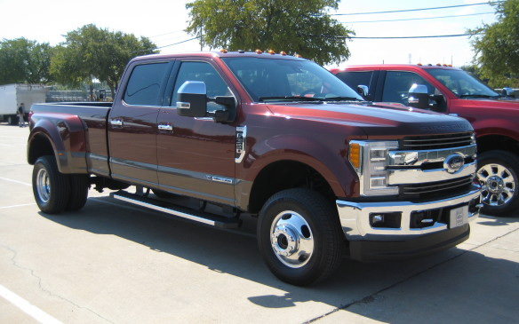 First Look  Ford F Series Super Duty Aluminum Bo D Next Generation Super Duty Takes Toughness To A New Level