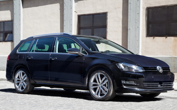 <p>With the demise of the Matrix and econobox wagons such as the Hyundai Elantra Touring, Volkswagen's all-new Golf Sportwagon has become the de facto entry-level family hauler, starting at $22,495. The joy in this is the choice it brings to the segment: buyers can get a six-speed manual gearbox or fast-acting dual clutch automatic, a turbocharged 1.8-litre gasoline engine or VW's vaunted 2.0-litre turbodiesel TDI, and three distinct trim levels. All Sportwagons are front-wheel drive at the moment, but all-wheel drive is promised in the near future.</p>