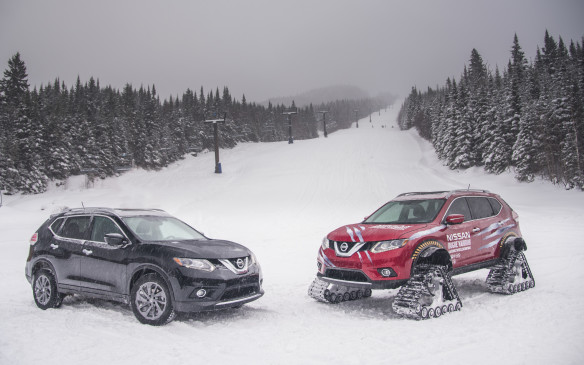 <p>The production version of the Nissan Rogue is currently the 12th best-selling vehicle in Canada with 35,841 units sold in 2015, a 24.3 per cent increase over 2014. It has a front-wheel drive setup and produces 170 horsepower from its 2.5-litre engine. It's an IIHS Top Safety pick with a fuel economy rating of 9.1L/100 km in the city and 7.1L/100 km on the highway. </p>