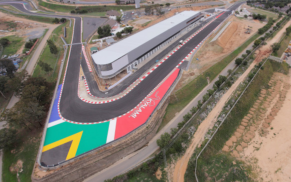 <p>We went to South Africa to find out, and put in a few hot laps at the Kyalami Grand Prix Circuit.</p>