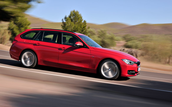 <p>The first name in European sports sedans can rightfully add station wagons to its repertoire. The BMW 3 Series Touring is not the first wagon to grace its showrooms, but it may be one of the best to date. Small by definition, it nonetheless comes packed with many of the same features that make the 3 such a memorable driver's car, including the same stout architecture, finely tuned suspension geometry and refined drivetrains. As a wagon, the 3 Touring offers about the same cargo space as the Audi Allroad, which is to say adequate but hardly generous.</p>