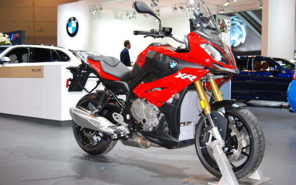 <p>For those still not giving up hope that riding season is just around the corner, more off-road and on-road ready motorcycles await in the BMW exhibit.</p>