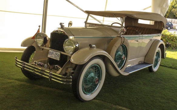 "<p>This Canadian-made 1928 McLaughlin-Buick 28-496, dubbed the ""Car of two Kings,"" was custom built for the 1927 cross-Canada tour of the Prince of Wales and the Duke of York, both of whom later succeeded to the British throne.</p>"