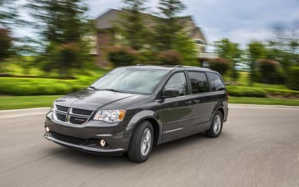 <p>While the Dodge Grand Caravan continued to be the best-selling minivan by a huge margin, it slipped one place to fifth in the truck rankings.</p>