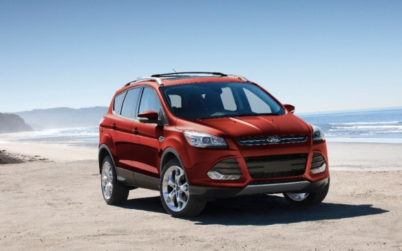 <p>Ford's compact Escape continued to be Canada's best-selling utility vehicle but it fell one place to fourth in the truck sales rankings.</p>