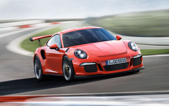 <p>Porsche engineers wouldn't speak of their plans for the GT3 RS, which is now the only 911 to not have a turbo-charged engine. Will it be updated with a blower? They wouldn't say.</p>