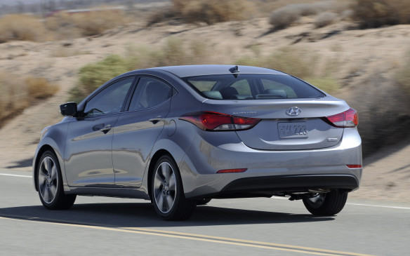 <p>In fact, Elantra's 47,722 sales were down 5.4% from 2014, almost demoting it to third place among passenger cars and leaving it in sixth place overall.</p>