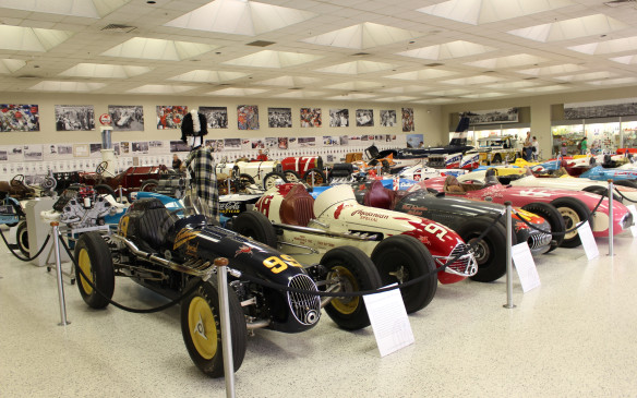 <p>Before the roadsters, many of the Indy racers were developed from or were dirt-track racers, for dirt oval short-tracks were where they raced for the rest of the year. Important as it was, the Indy 500 was a once-a-year race.</p>