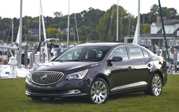 April 16, 2015. ROAD TEST: 2015 Buick Lacrosse LaCrosse's tasteful but distinctive styling stands out in a very conservative class
