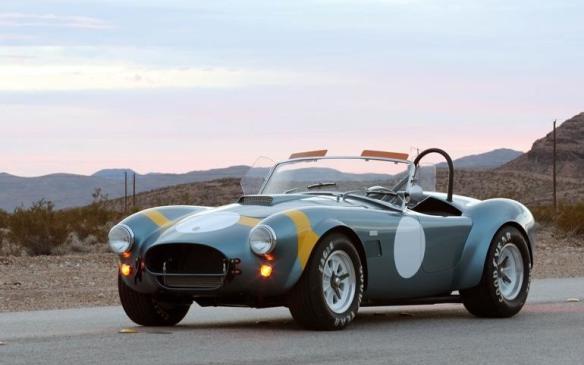 50th Anniversary Shelby 289 FIA Cobra