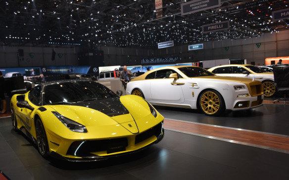 <p>From mainstream supercars and modified production cars to pure concepts and boutique-built one-offs the Geneva Motor Show is always a haven for the wild and wonderful and 2016 is no exception. Here are some of our favourites.</p>