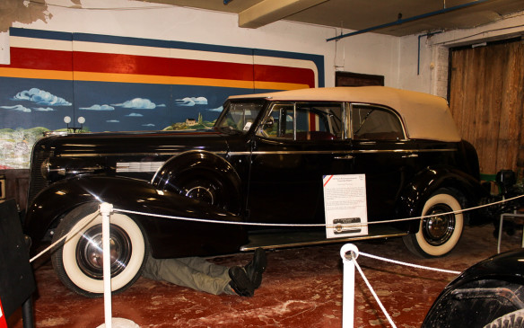 Car photo cool cars of the canadian automotive museum autofile ca