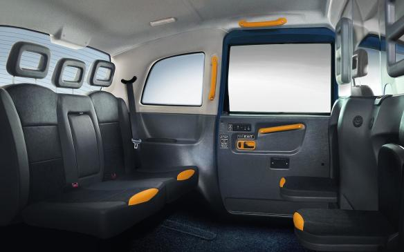Car photo london taxi always rolls with the times for Interior companies london