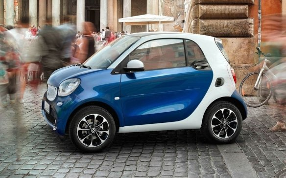 <p>When the tiny Smart car joined the industry in 1984, it also created other models that made the brand accessible to many users in many different markets — a 2-seat roadster/sports car and a 4-seat, 4-door hatchback, for example — yet in the end, it was the tiny 2-seat, rear-engine, rear-wheel drive city car that came to North America.</p>