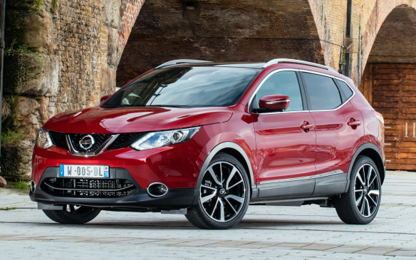 "<p>Derived from the X-Trail/Rogue, Qashqai is one of those names that don't roll well off ""American"" tongues. It has been considered too small for our needs, although it may now make it across the seas as more buyers here embrace ever smaller crossovers.</p>"