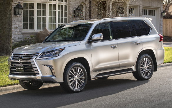 <p>In Canada, the Toyota Land Cruiser went away in favour of the Lexus LX. Its latest iteration (its third generation) has been around since 2007 with mild facelifts along the way. It remains a capable off-roader, though some of the luxury body add-ons and interior amenities might make its owner think twice about venturing too far from pavement.</p>