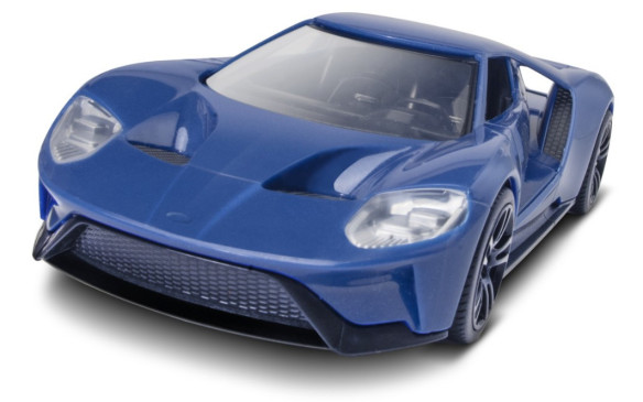 Revell Ford GT snap kit