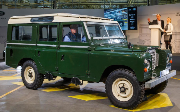 <p>There weren't many changes from the later life of the Series IIA to Series III vehicles, though this Series put the most vehicles into service, including the 1-millionth Land Rover. The Series ran from 1971 to 1985, with the biggest changes happening toward the end of its life, at which point Land Rovers acquired model names.</p>