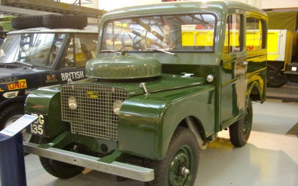 <p>Shortly after start-up, Rover became aware that buyers wanted more than just a Spartan go-anywhere vehicle, and started offering a wagon with body by Tickford (which was well respected for its work with Austin, Hillman and Lagonda). It featured a wooden frame and seating for up to seven.</p>