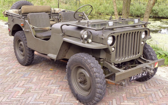 <p>The Land Rover was conceived by Maurice Wilks, Rover's chief designer at the time, as a light go-anywhere type of utility vehicle in line with the Willys Jeep used during the war, but with an emphasis on agricultural use.</p>