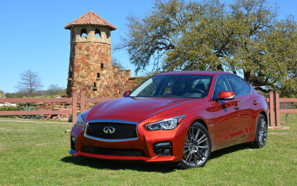 <p>Formerly known as the G37, the Q50 benefits from a major refresh for 2016.</p> <p>Words and pictures by David Miller for Autofile.ca.</p>