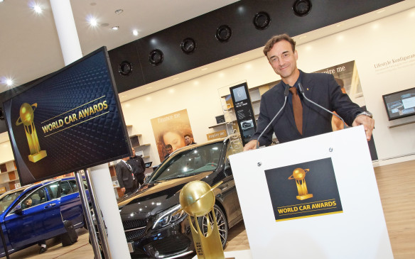 <p>The road to the 2016 World Car Award, which began with the announcement of eligible vehicles at the Frankfurt Motor Show last September, entered its final leg today with the reveal of 'Top Three in the World' finalists in five separate categories at the Geneva Motor Show.</p>