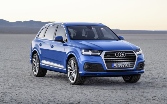 <p><strong>Audi Q7</strong></p>