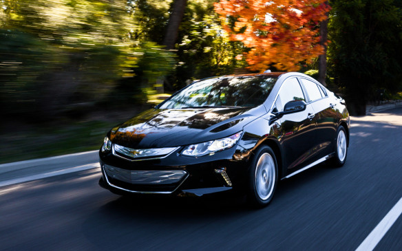 <p><strong>Chevrolet Volt</strong></p>