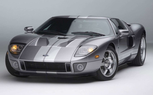 <p>Ford wanted to create a new GT40 for its 100th anniversary, and showed off a GT40 prototype in 2002. The name was now owned by a continuation builder (one who builds modernized versions of the originals) and the two companies could not reach a rights agreement, so the car went into production as the Ford GT. Initially planned for a 4.500 production run, just over 4,000 were built over two years.</p>