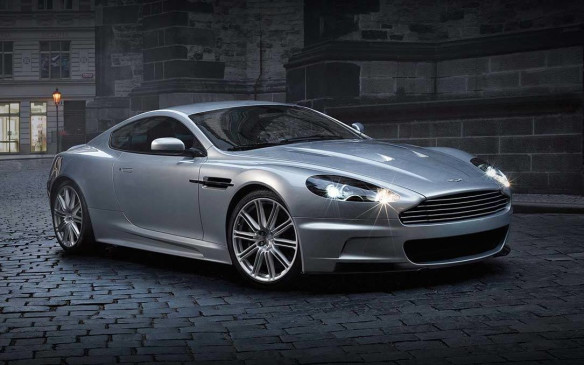 <p>Thirty-five years after the original DBS went away, the model name was resurrected on the V-12 powered version of the DB9, to replace the Vanquish as the flagship of the marque. The 5.9-litre 48-valve V-12 put out 515 hp, directed to the road via a 6-speed manual or 6-speed automatic transmission. It was also available as a Volante (convertible model).</p>