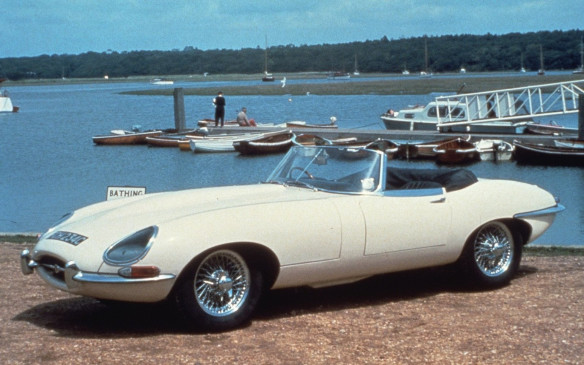 <p>Based on Jaguar's famous racing D-Type, the street legal E-Type dazzled people with its looks and impressed enthusiasts with its performance, breaking the production sports car mould with monocoque construction, disc brakes and independent suspension all around. Its life spanned three series from 1961 through 1975, in coupe (2- and 4-seaters) and convertible bodystyles.</p>