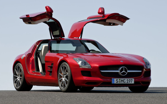 <p>The gullwing 300 SL was in production for two years and enthusiasts prayed for its successor for over 50 years, until Mercedes resurrected the design in the SLS AMG. Billed as the spiritual successor of the iconic 300 SL, the new gullwing used a 563-hp 6.3-litre V-8 that was touted as the most powerful naturally aspirated engine of its time.</p>