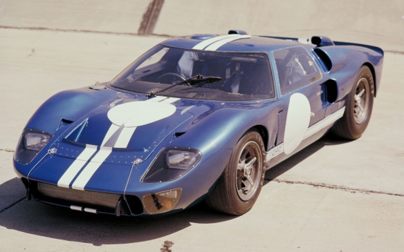 <p>The GT40 was built with a singular purpose — to beat Ferrari at Le Mans. Ferrari had won six consecutive 24 Hours races (1960 through 1965) and was reportedly interested in selling its production division to Ford but wanted to keep control of its racing assets. In answer, Ford created the GT40 that won four consecutive Le Mans races (1966 through 1969)</p>