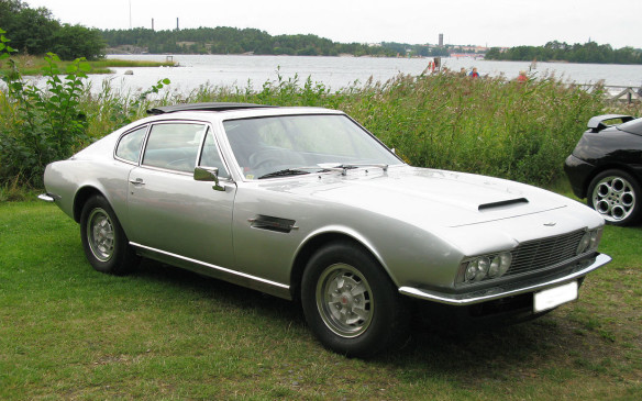 <p>Originally intended as the successor to the DB6, the 4-seat DBS ended up being its stablemate. Originally, it was powered by a 282 hp 4.0-litre inline-6 (that reportedly could be reworked to deliver 325 hp) but in quick order acquired a 5.3-litre V-8 (estimated to make 315 hp) to make it the fastest production 4-seater of its time.</p>