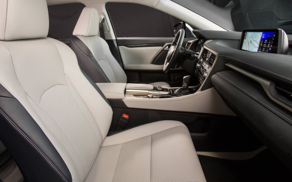 <p>The reasons for its dominance in the mid-size crossover segment are obvious in the Lexus superior attention to detail, explains Wards. Unmatched fit and finish, form-fitting seats, crisp and extensive displays, finely finished manufactured materials, and rich natural leathers and woods. Yet it retains the function of a utility.</p>