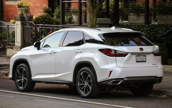 <p>The RX was a pioneer in its segment and has managed to stay one step ahead of competitors over the two decades.</p>