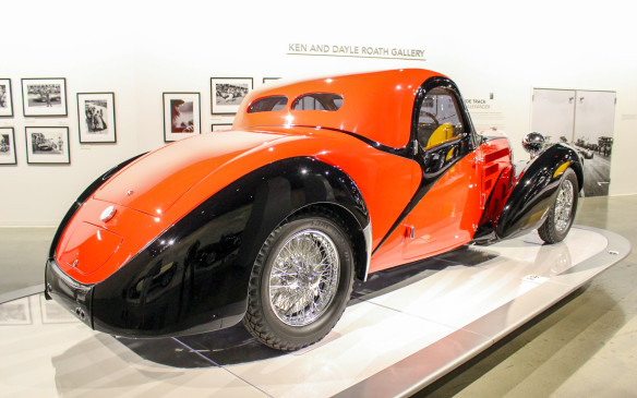 <p>Petersen Museum's 'Art of Bugatti' exhibit features some of the most beautiful and most valuable cars in the world.</p>