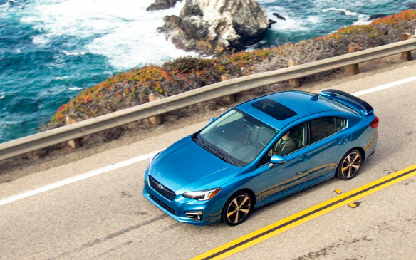 <p>The 2017 Impreza is the fifth generation of Subaru's popular compact car, and it's almost entirely new. </p> <p>By Mark Richardson</p>