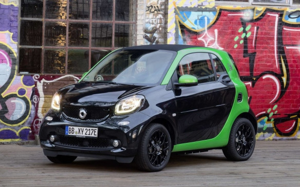 <p>Smart fortwo electric drive coupe</p>