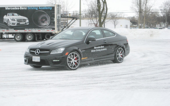 "<p>Kok, a former racer who has been conducting driver training sessions for more than 30 years, is the chief instructor for the Mercedes-Benz Driving Academy. One of the academy's programs is a winter driving school held in several cities across the country. (Check out the website <a href=""http://www.mbdrivingacademy.ca"">www.mbdrivingacademy.ca</a> for more information.) Kok shares some of his expertise on how to overcome fears of winter driving and be more confident behind the wheel.</p>"