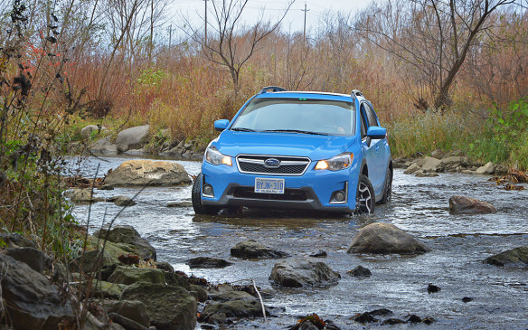 2016 Subaru Crosstrek Photo by Kanishka Sonnadara fo Autofile.ca