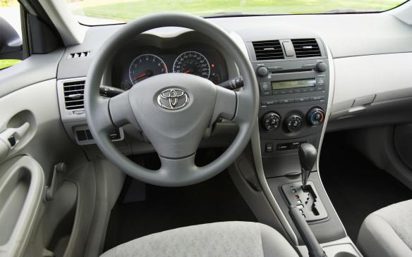 <p>2010 Toyota Corolla</p>