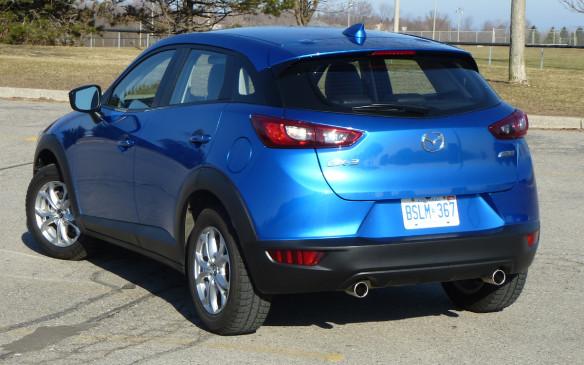 <p>Mazda CX-3</p>
