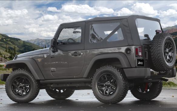 <p>2014 Jeep Wrangler</p>