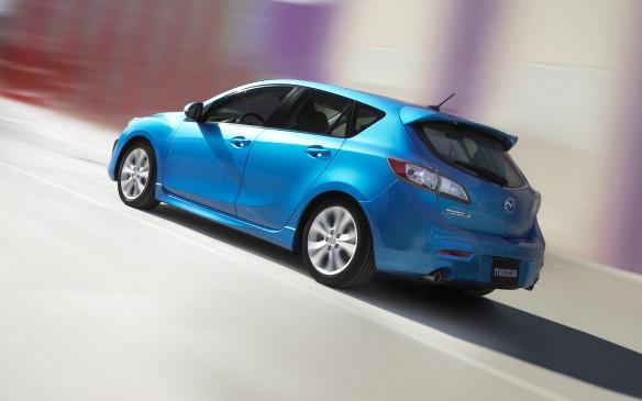 <p>2010 Mazda3 Sport hatchback</p>