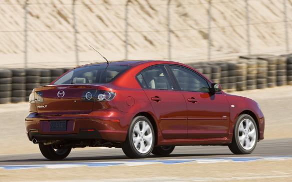 <p>2008 Mazda3 sedan.</p>